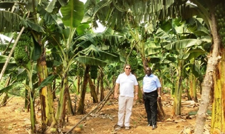Mr. Ran Gilad Visits Rwanda to improve relationship between APEFA (Rwanda) and ECO-Solution (Israel).