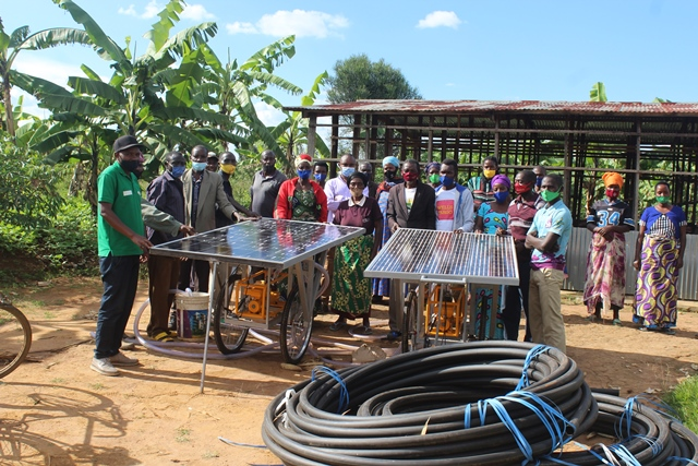 Strengthening Community Based Climate change Adaptation of Smallholder Farmers in Bugesera District